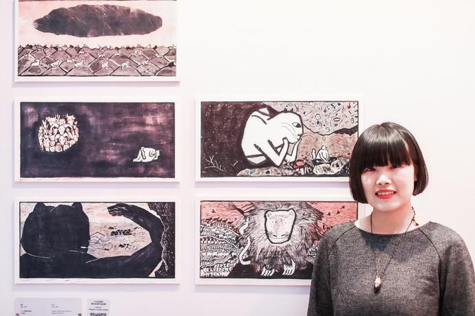 金风车国际青年插画家大赛