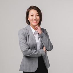 Cathy Hsu 许可欣